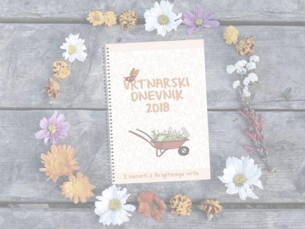 Vrtnarski dnevnik – Brigitin vrt